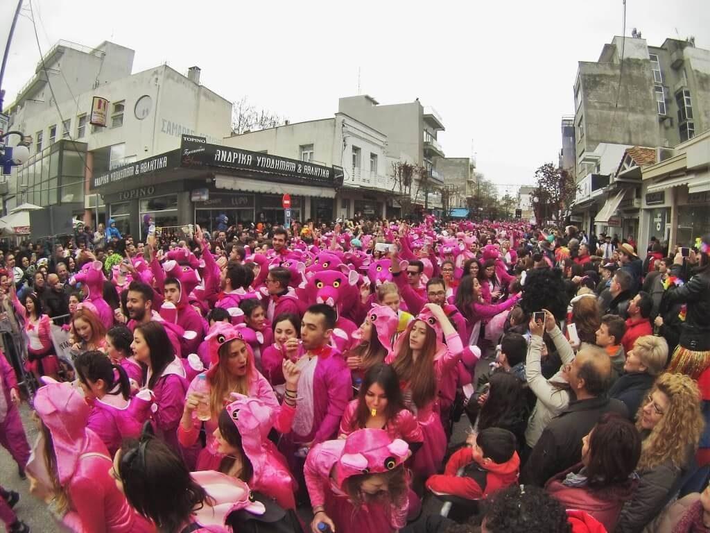İskeçe Karnavalı