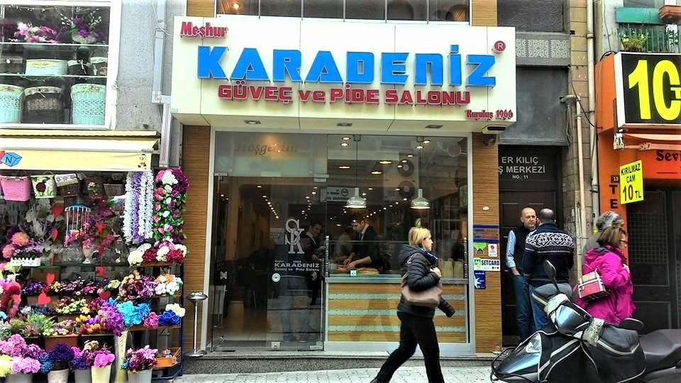 Bakırköy Karadeniz Güveç ve Pide Salonu