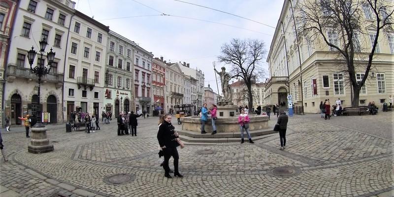 Lviv rynok meydanı