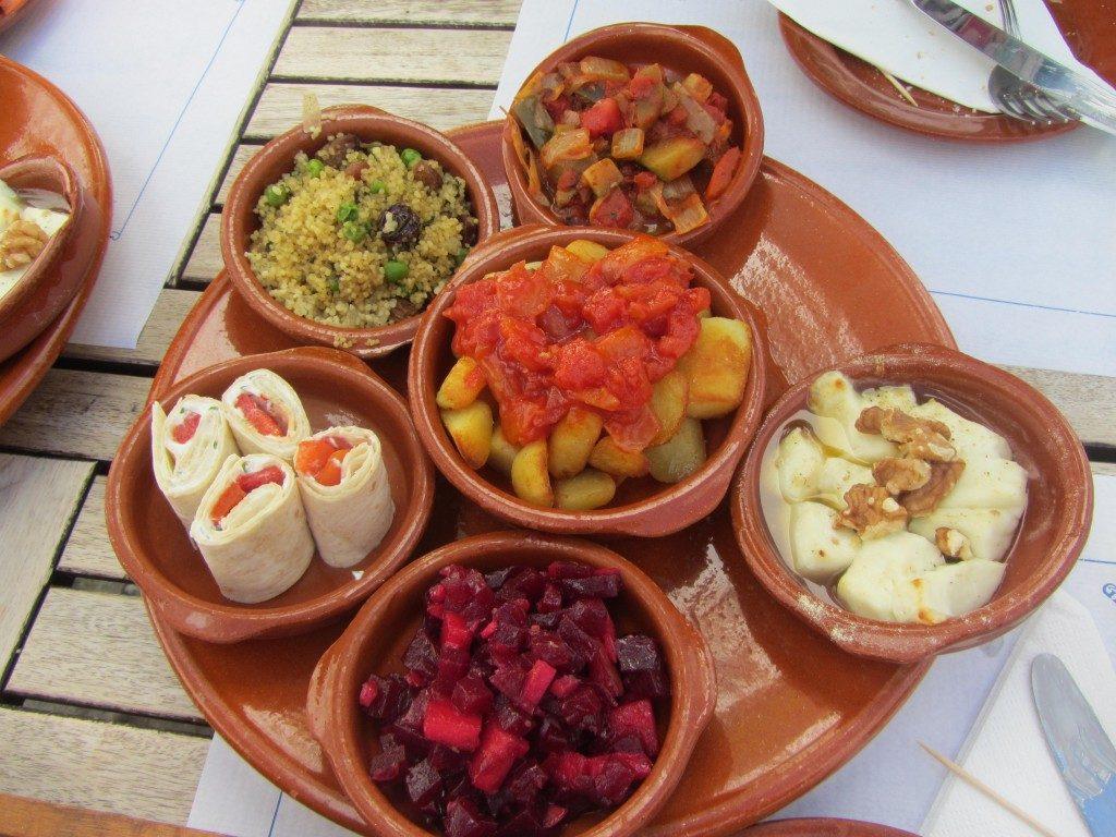 Barselona yeme içme rehberi