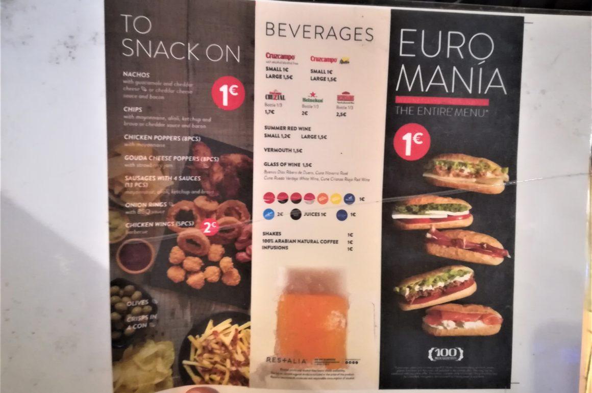 Barselona yeme içme rehberi: Bütçeyi aşmadan Barselona'da ne yenir ne içilir?