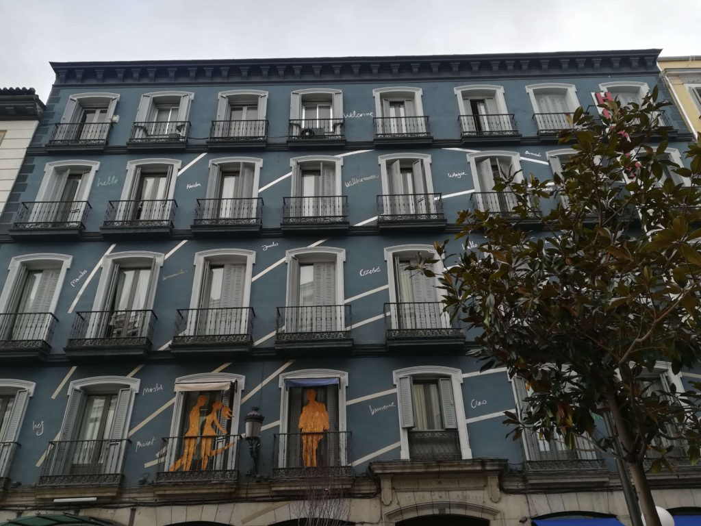 Madrid gezi